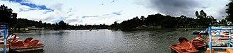 Yercaud - Yercaud Lake Panorama