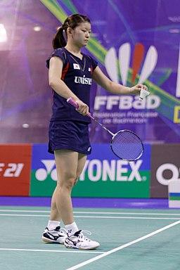 Yonex IFB 2013 - Eightfinal - Gebby Ristiyani Imawan - Tiara Rosalia Nuraidah — Misaki Matsutomo - Ayaka Takahashi 01