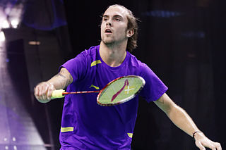 Jan Ø. Jørgensen Badminton player