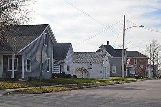Yorkshire, Ohio Village in Ohio, United States