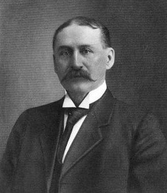 William Egbert - Egbert in his younger years.