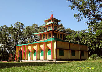 Chittagong Hill Tracts - Young Daw Vihara, Khagrachari