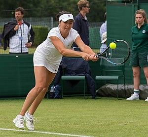 Yuliya Beygelzimer - Yuliya Beygelzimer, 2015 Wimbledon Qualifying