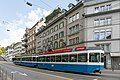 Zürich Switzerland-Tram-9-in-Rämistrasse-01.jpg