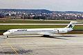 Z3-ARB MD-81 Avioimpex ZRH 21MAR99 (6777141836).jpg
