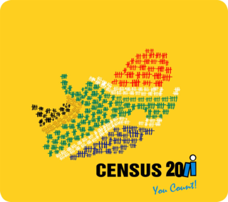 South African National Census of 2011 Comprehensive census performed by Statistics South Africa, the latest in a series