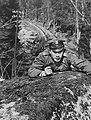 Załoga strażnicy WOP Graniczne Budy, 1964 01.jpg