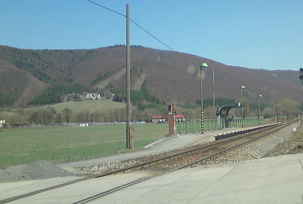 Zbynov vlak Zilina - Rajec