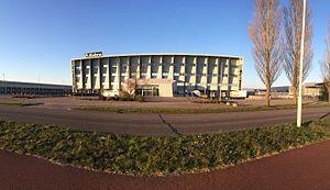 Zebra Technologies - Zebra Technologies office in Heerenveen, The Netherlands.