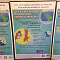 Zika outreach poster at Bradley International Airport - Spanish departure (27097791734).jpg