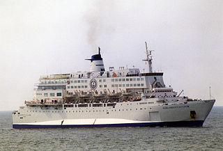 MS <i>al-Salam Boccaccio 98</i> Egyptian Ro/Ro passenger ferry