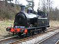 """Taff Vale"" 0-6-0 at Oxenhope... - geograph.org.uk - 794584.jpg"