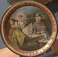 """The Original Tannhaeuser Seattle, U.S.A."" beer tray, MOHAI - Pre-Prohibition artifacts 01 (cropped).jpg"