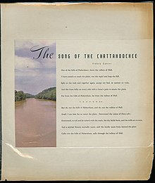 "Image of ""The Song the Chattahoochee"""
