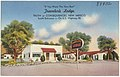 'If you want the very best', Traveler's Lodge, Truth or Consequences, New Mexico. South entrance -- U.S. Highway 85.jpg