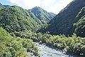 (長野県) 天竜川水系小渋川です。国道からも離れていて、車はたまに通る程度。 - panoramio.jpg