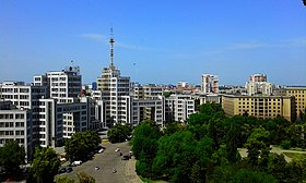 (44) PANORAMIC VIEW ON DOWNTOWN IN CITY OF KHARKIV STATE OF UKRAINE PHOTOGRAPH BY VIKTOR O LEDENYOV 20160621.jpg