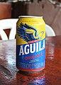 Águila beer, Colombia.jpg