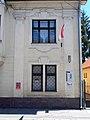 Árpád Museum. facade detail, 2018 Ráckeve.jpg