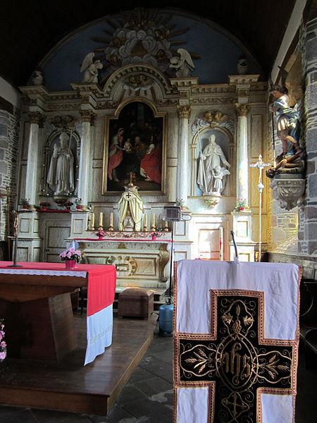 Église Saint-Blaise , Le Mesnil-Adelée