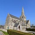 Église Saint-Candide de Picauville. Vue sud-ouest.jpg