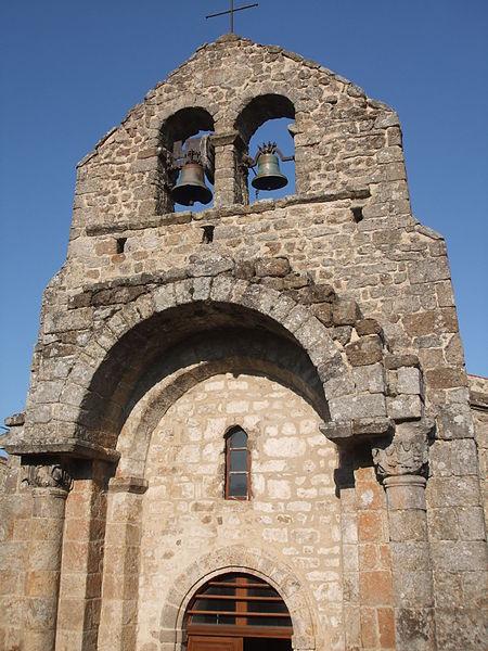 Église Saint-Pierre du Monteil, Le Monteil (Inscrit, 1974)