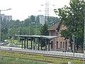 Óbuda vasútállomás a Pomázi úti felüljáróról nézve.jpg