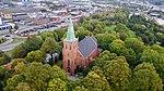 Østre Aker kirke (bilde07) (8. september 2018).jpg