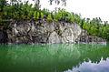 Černá Voda zatopený lom Rampa.jpg