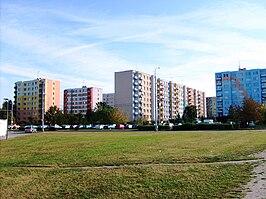 Sídliště Vltava