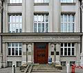 Żydowski Instytut Historyczny wejście główny 2017.jpg