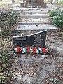 Братська могила радянських воїнів і пам'ятний знак воїнам-землякам, с. Великий Перевіз, меморіальний комплекс 01.jpg