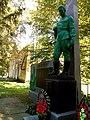 Братська могила 5 радянських воїнів та пам'ятний знак 304 воїнам-односельчанам Кладьківка 74-227-0093 05.jpg