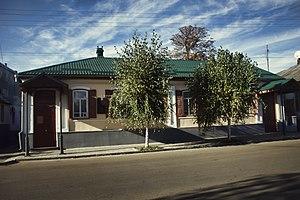 Будинок, в якому народився Сергій Корольов (Житомир)