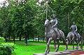 Волжский бульвар, Kuz'minky, Moscow, Russia. - panoramio - Oleg Yu.Novikov.jpg