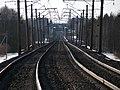 Железная дорога Минск - Молодечно. Railroad Minsk - Maladziechna. - panoramio.jpg