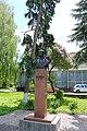 Житомир, Пам'ятник В. С. Косенку — українському композитору, Вул. Пушкінська 28.jpg