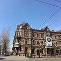 Здание бывшего торгового дома Плюсниных год постройки 1902 памятник архитектурыIMG 7456.jpg
