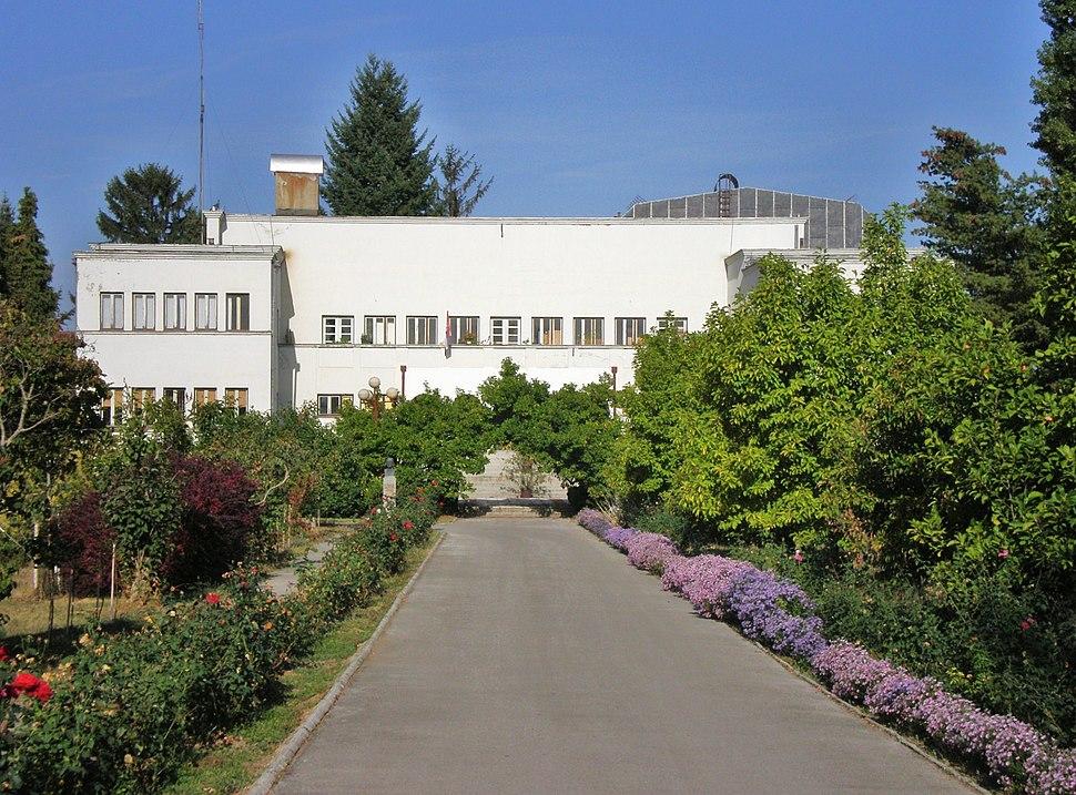 Институт за воћарство и виноградарство у Чачку