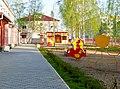 Котлас. Детский сад на ул Дзержинского.JPG