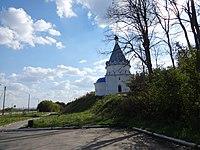 Муром, вид на Церковь Косьмы и Дамиана с набережной.JPG