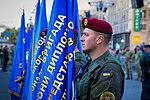 На Хрещатику пройшла підготовка до Маршу Незалежності 761 (20566062369).jpg