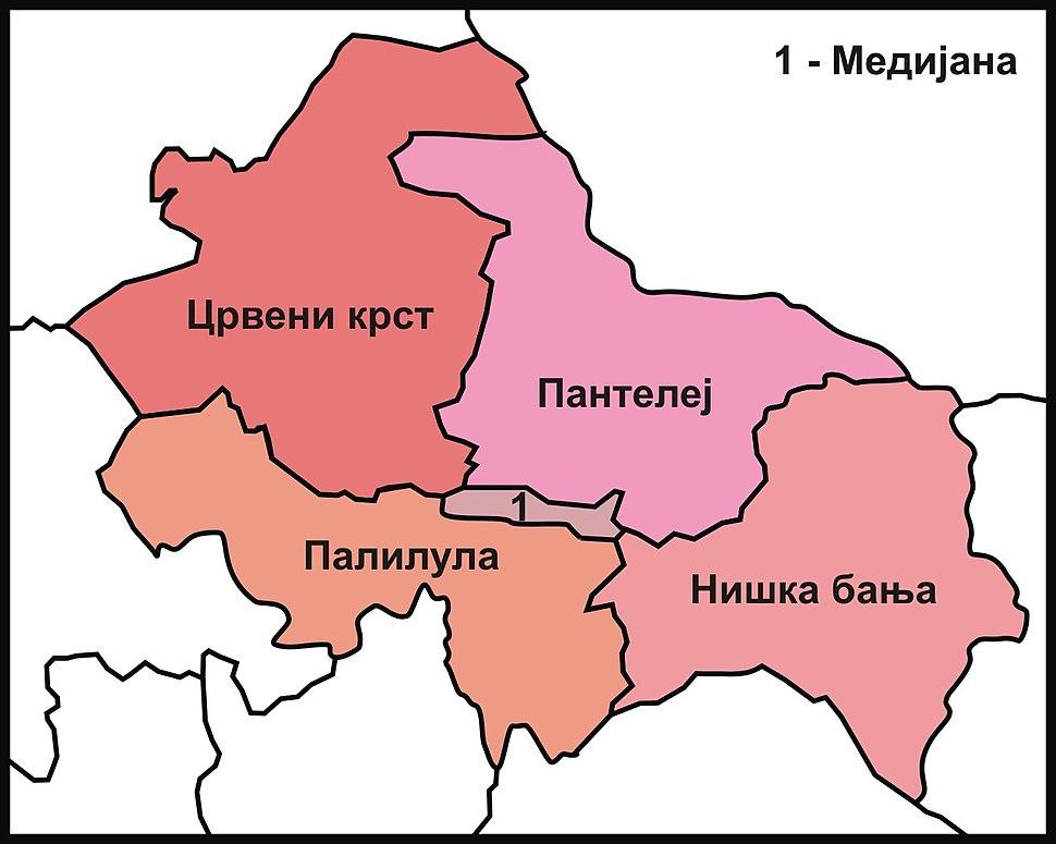 Ниш општине