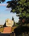 Пам'ятний знак на честь перебування в м. Борисполі Т. Г. Шевченка IMG 1656.jpg