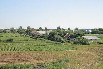 Petrovsky District, Tambov Oblast - Peskovatka Village