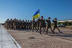 Підготовка Нацгвардії до військового параду на честь Дня Незалежності України 1187 (20301360979).jpg