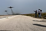 Работа журналистов на авиабазе «Хмеймим» в Сирии (5).jpg