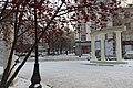 Ротонда театра Красный факел. Новосибирск. Ноябрь 2015 - panoramio.jpg