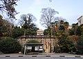 Стены подпорные с центральной лестницей, Курортный просп., 96-5, Хостинский район, Сочи, Краснодарский край.jpg