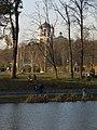 Украина, Киев - Собор Святого Пантелеймона 02.jpg